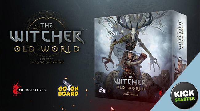 The Witcher: Old World, l'évènement Kickstarter