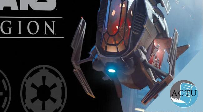 Nouveautés Star Wars: Légion