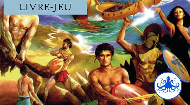 Histoires à jouer- Le voyage d'Ulysse