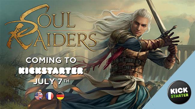 Soul Raiders sur kickstarter dès le 7 juillet
