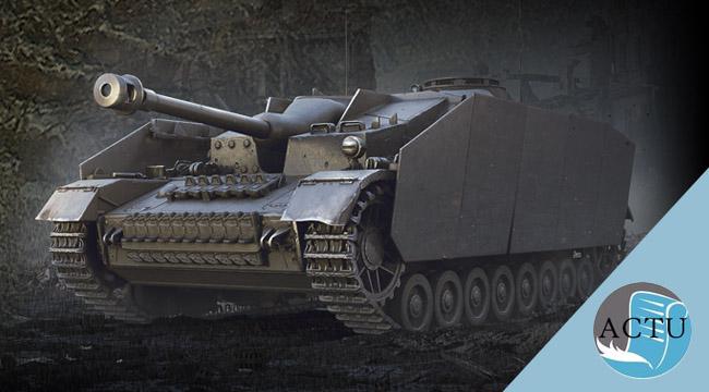 Des nouveaux blindés pour World of Tanks