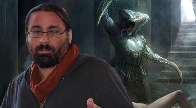 La porte d'Ishtar: Interview de Christophe Dénouveaux