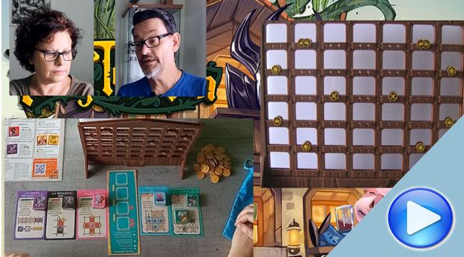 Fairy Tale Inn: présentation et premiers tours de jeu