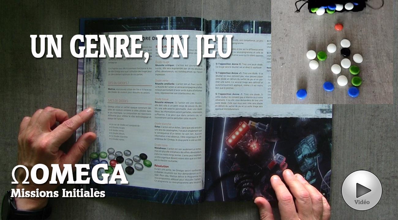 ΩOmega: premier contact avec le monde des synthétiques