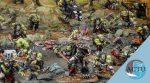 Invasion d'Orks dans Warhammer 40K