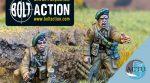 Nouveautés Bolt Action: commando britanniques et char M8