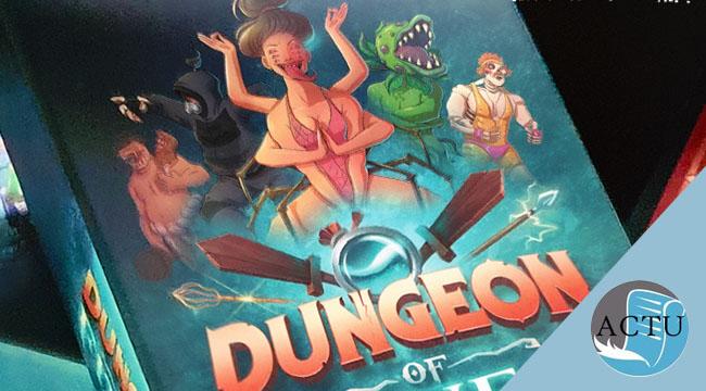 Dungeon of Fitness: geek et sportif, oui c'est possible
