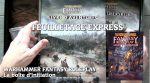 Warhammer Fantasy Roleplay: la boîte d'initiation