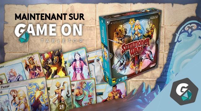 Summoner Wars, Matagot s'associe à Plaid Hat Games sur GameOn Tabletop