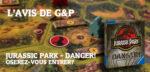 Jurassic Park - Danger!: la critique